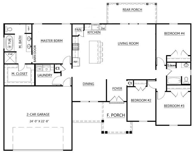 1889 Promo House Plan