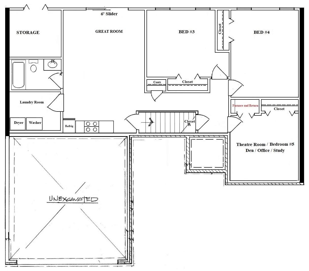 1218 Daylight Basement Lower Floor Web